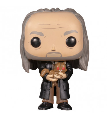 FILCH ET MRS NORRIS / HARRY POTTER / FIGURINE FUNKO POP / EXCLUSIVE NYCC 2019