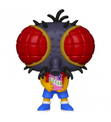 FLY BOY BART / LES SIMPSONS / FIGURINE FUNKO POP