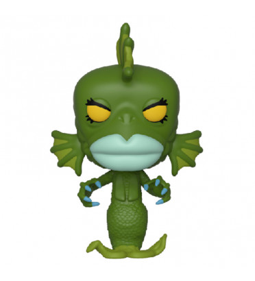 UNDERSEA GAL / LETRANGE NOEL DE MR JACK / FIGURINE FUNKO POP