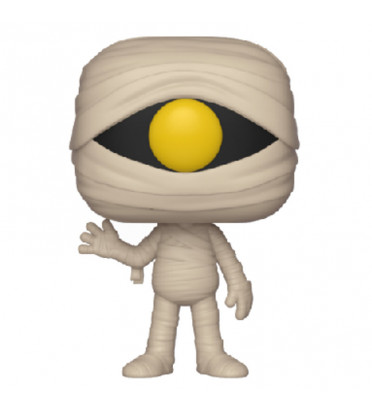 MUMMY BOY / LETRANGE NOEL DE MR JACK / FIGURINE FUNKO POP