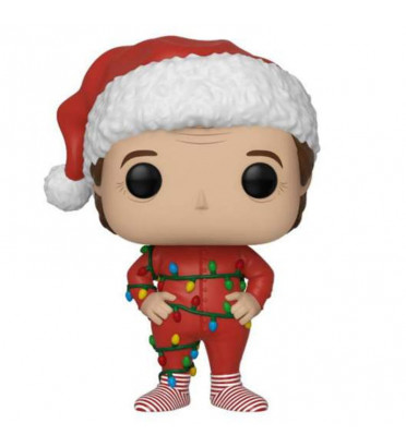 SANTA AVEC LUMIERE / SANTA CLAUSE / FIGURINE FUNKO POP