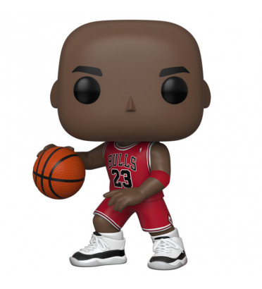 MICHAEL JORDAN SUPER OVERSIZED / CHICAGO BULLS / FIGURINE FUNKO POP