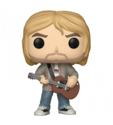 KURT COBAIN IN SWEATER / KURT COBAIN / FIGURINE FUNKO POP / EXCLUSIVE