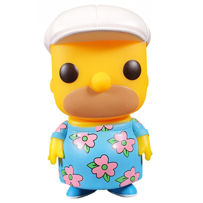HOMER MUUMUU / LES SIMPSONS / FIGURINE FUNKO POP / EXCLUSIVE SPECIAL EDITION
