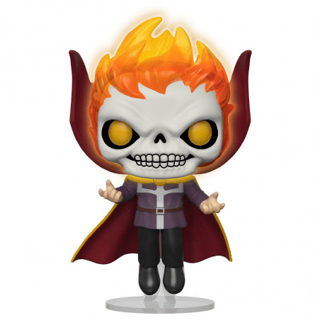 DOCTOR STRANGE AS GHOST RIDER / MARVEL / FIGURINE FUNKO POP