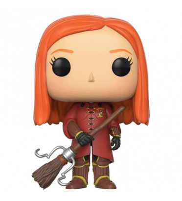 GINNY WEASLEY QUIDDITCH / HARRY POTTER / FIGURINE FUNKO POP