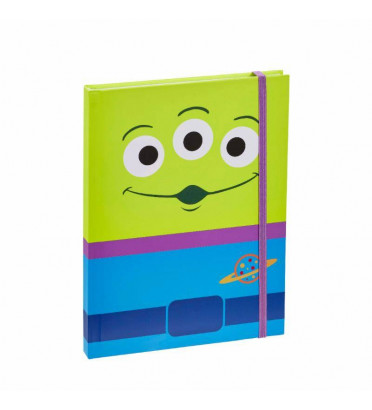CAHIER A5 ALIEN / TOY STORY / FUNKO HOME