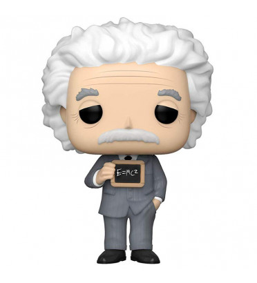 ALBERT EINSTEIN / WORLD HISTORY / FIGURINE FUNKO POP
