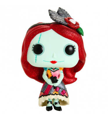 DAPPER SALLY / LETRANGE NOEL DE MR JACK / FIGURINE FUNKO POP / EXCLUSIVE SPECIAL EDITION / DIAMOND