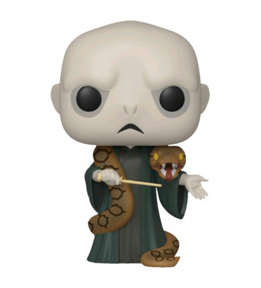 LORD VOLDEMORT AVEC NAGINI / HARRY POTTER / FIGURINE FUNKO POP / EXCLUSIVE SPECIAL EDITION