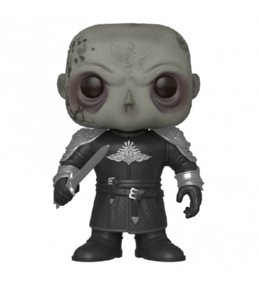 THE MOUNTAIN OVERSIZED / GAME OF THRONES / FIGURINE FUNKO POP