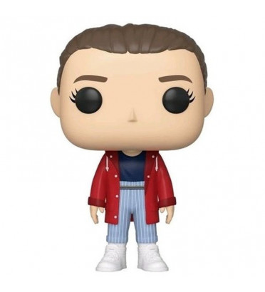 ELEVEN BLOUSON ROUGE / STRANGER THINGS / FIGURINE FUNKO POP / EXCLUSIVE SPECIAL EDITION