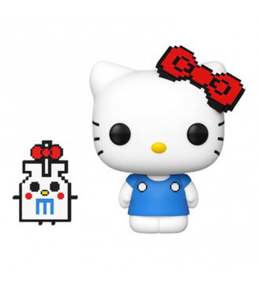 HELLO KITTY 8 BIT / HELLO KITTY / FIGURINE FUNKO POP