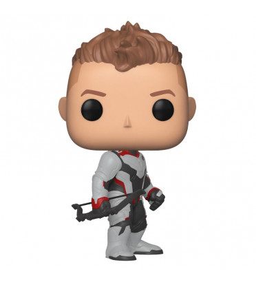 HAWKEYE TEAM SUIT / AVENGERS ENDGAME / FIGURINE FUNKO POP / EXCLUSIVE SPECIAL EDITION