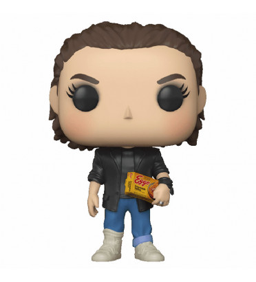 ELEVEN PUNK ROCK / STRANGER THINGS / FIGURINE FUNKO POP / EXCLUSIVE