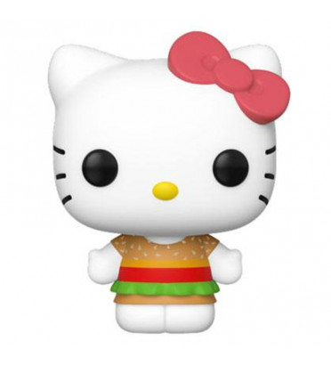 HELLO KITTY KAWAII BURGER SHOP / HELLO KITTY / FIGURINE FUNKO POP