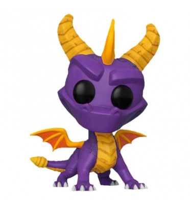 SPYRO SUPER OVERSIZED / SPYRO / FIGURINE FUNKO POP / EXCLUSIVE SPECIAL EDITION
