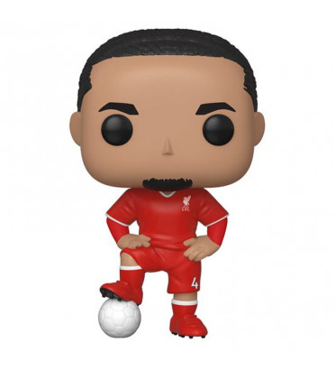 VIRGIL VAN DJIK / LIVERPOOL / FIGURINE FUNKO POP
