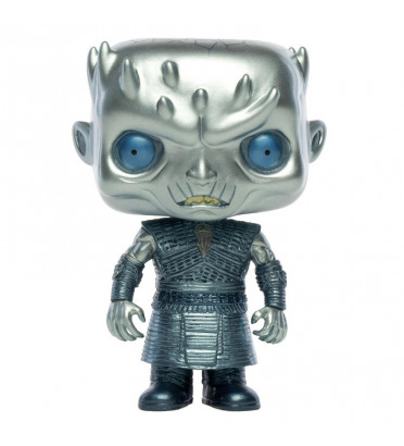 NIGHT KING METALLIC / GAME OF THRONES / FIGURINE FUNKO POP