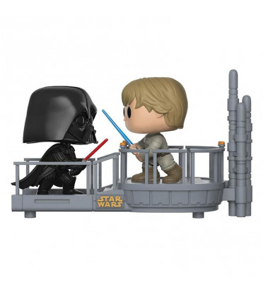 CLOUD CITY DUEL / STAR WARS MOVIE MOMENTS / FIGURINE FUNKO POP / EXCLUSIVE