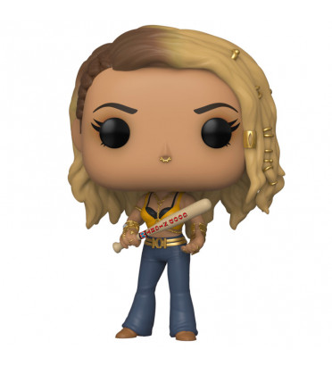 BLACK CANARY / BIRDS OF PREY / FIGURINE FUNKO POP