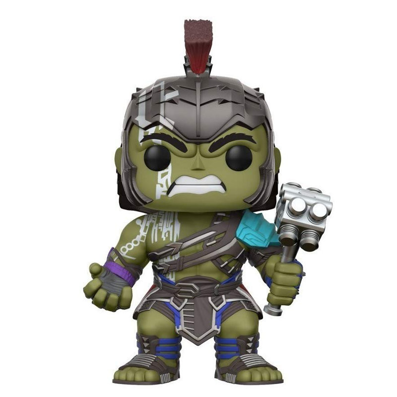 HULK SUPER OVERSIZED / THOR RAGNAROK / FIGURINE FUNKO POP / EXCLUSIVE SPECIAL EDITION
