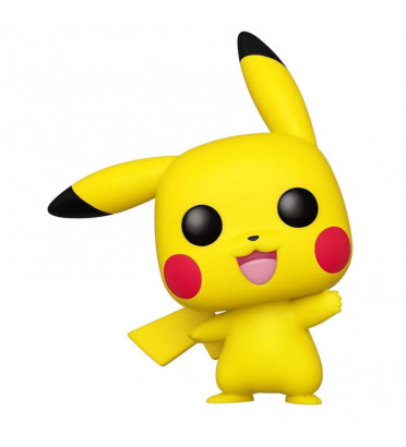 PIKACHU / POKEMON / FIGURINE FUNKO POP