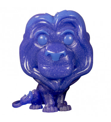 MUFASA BLEU / LE ROI LION / FIGURINE FUNKO POP / EXCLUSIVE SPECIAL EDITION
