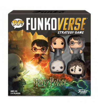 FUNKOVERSE JEU DE BASE / HARRY POTTER / FUNKO POP