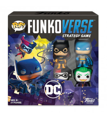FUNKOVERSE JEU DE BASE / DC COMICS / FUNKO POP