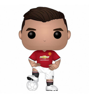 ALEXIS SANCHEZ / MANCHESTER UNITED / FIGURINE FUNKO POP