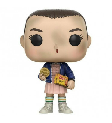 ELEVEN WITH EGGOS / STRANGER THINGS / FIGURINE FUNKO POP