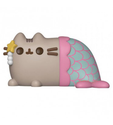 PUSHEEN MERMAID / PUSHEEN / FIGURINE FUNKO POP / EXCLUSIVE MCM COMIC CON
