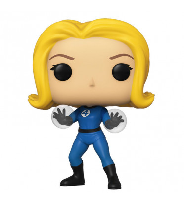 INVISIBLE GIRL / LES 4 FANTASTIQUES / FIGURINE FUNKO POP