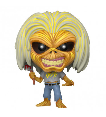 EDDIE KILLERS VERSION / IRON MAIDEN / FIGURINE FUNKO POP
