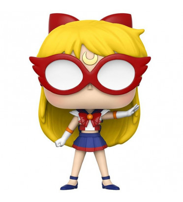 SAILOR V / SAILOR MOON / FIGURINE FUNKO POP / NYCC 2017 EXCLUSIVE