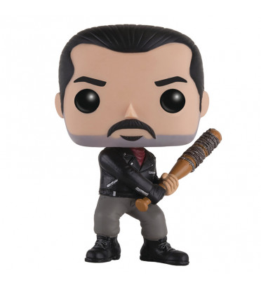 NEGAN ET LUCILE / THE WALKING DEAD / FIGURINE FUNKO POP