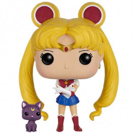SAILOR MOON ET LUNA / SAILOR MOON / FIGURINE FUNKO POP