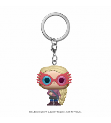 LUNA LOVEGOOD / HARRY POTTER / FUNKO POCKET POP