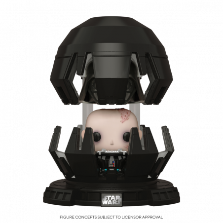 DARK VADOR IN MEDITATION CHAMBER / STAR WARS / FIGURINE FUNKO POP