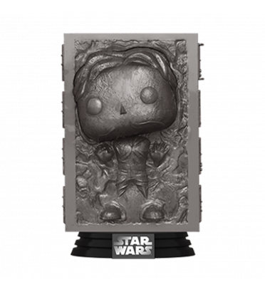 HAN IN CARBONITE / STAR WARS / FIGURINE FUNKO POP