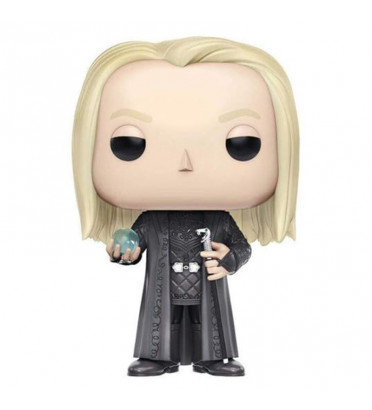 LUCIUS AVEC PROPHETIE / HARRY POTTER / FIGURINE FUNKO POP / EXCLUSIVE SPECIAL EDITION
