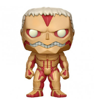 ARMORED TITAN / ATTACK ON TITAN / FIGURINE FUNKO POP