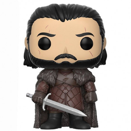 JON SNOW / GAME OF THRONES / FIGURINE FUNKO POP