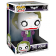 THE JOKER SUPER OVERSIZED / BATMAN ARKHAM ASYLUM / FIGURINE FUNKO POP