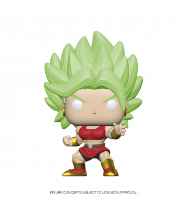 SUPER SAIYAN KALE / DRAGON BALL SUPER / FIGURINE FUNKO POP