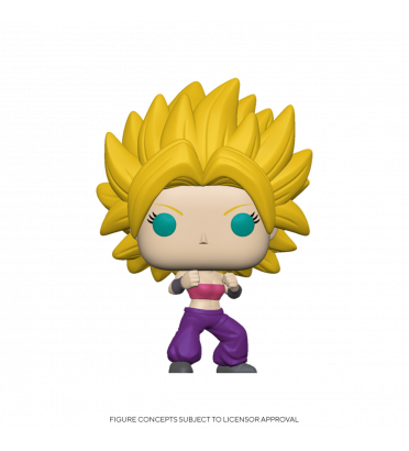 SUPER SAIYAN KALE CAULIFLA / DRAGON BALL SUPER / FIGURINE FUNKO POP