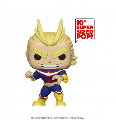 ALL MIGHT SUPER OVERSIZED / MY HERO ACADEMIA / FIGURINE FUNKO POP