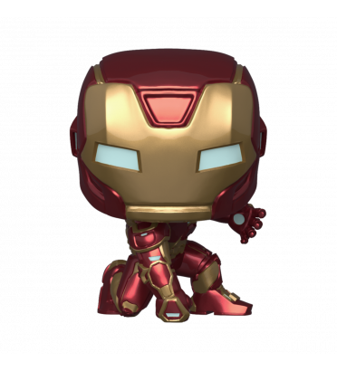 IRON MAN STARK TECH SUIT / MARVEL AVENGERS / FIGURINE FUNKO POP