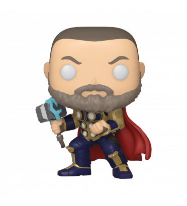 THOR STARK TECH SUIT / MARVEL AVENGERS / FIGURINE FUNKO POP